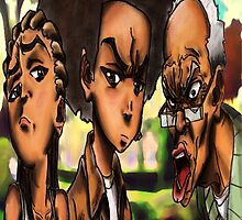 THE BOONDOCKS by trugk