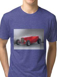 1932 Ford HiBoy Roadster  Tri-blend T-Shirt