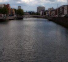 Grattan Bridge - Ireland  Sticker