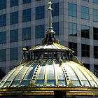 Old Stone Bank, Providence, Rhode Island by endomental Artistry