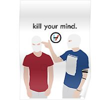 Twenty One Pilots: Kill Your Mind  Poster