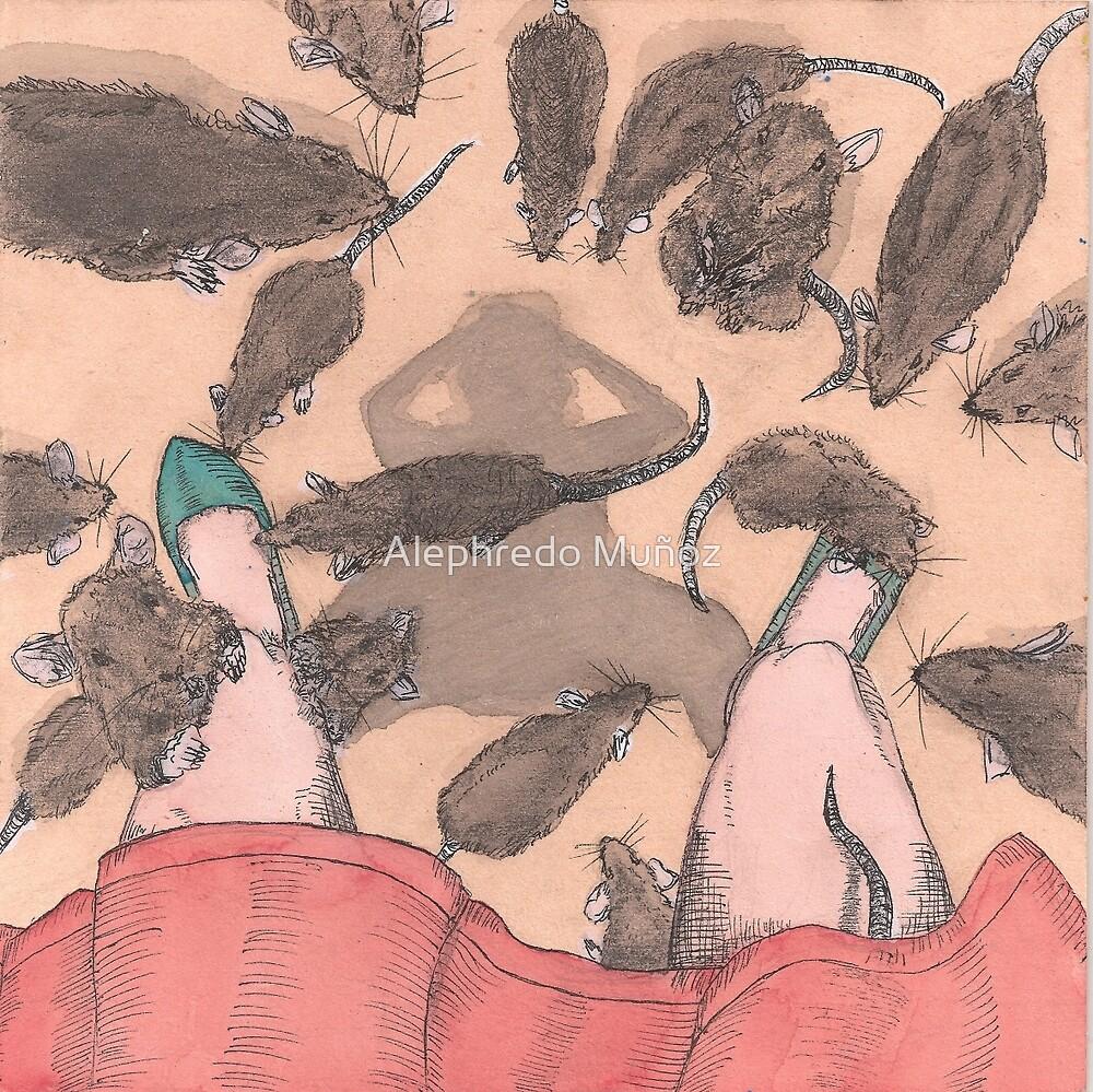 Nightmare Rats by Alephredo Muñoz