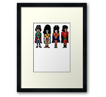 The Move T-Shirt Framed Print