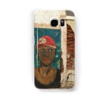 Urban art in Old San Juan Samsung Galaxy Case/Skin