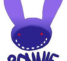 Broken Bonnie the Bunny by Kuroko1033