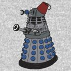 Dalek doctor who fez's are cool 2 by Scott Barker