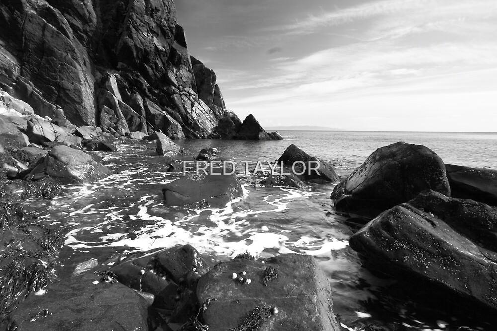 Torr Head , Ireland.  by Fred Taylor
