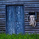 Old Wooden Shed by Kiwikels