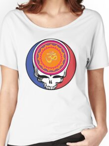 Grateful Dead Om Your Face Women's Relaxed Fit T-Shirt