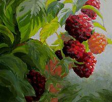 Razzleberries by Karen Ilari