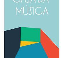 Casa da Música by joaobrandao