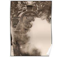 A Steamy Affair  Poster