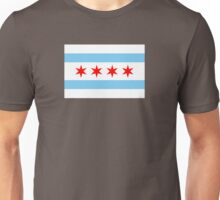 Chicago Flag Unisex T-Shirt