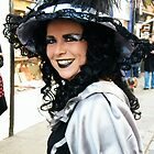 The Goth Weekend at Whitby, Oct 2010. 22 by TREVOR34