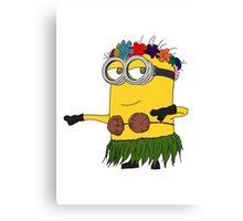 Hawai Minion ! Canvas Print