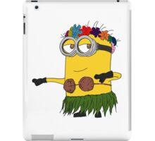 Hawai Minion ! iPad Case/Skin
