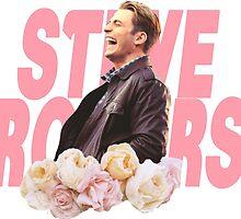 Steve Rogers  by Kuroko1033