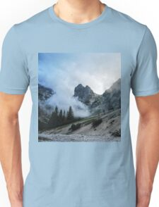 Mountains & Clouds Unisex T-Shirt
