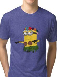 Hawai Minion ! Tri-blend T-Shirt