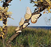 The Butterfly Tree by deb cole