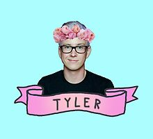 Tyler Oakley  by Kuroko1033