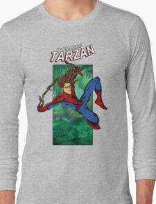 The Amazing Tarzan Long Sleeve T-Shirt