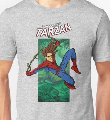 The Amazing Tarzan Unisex T-Shirt