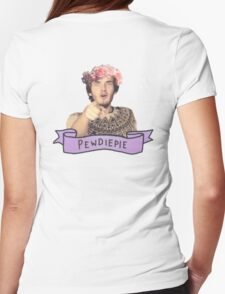Pewdiepie Womens Fitted T-Shirt