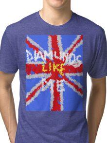 British Snow Tri-blend T-Shirt