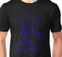 Neo Metal Sonic [Lines] Unisex T-Shirt