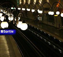 Sortie by Darryl A