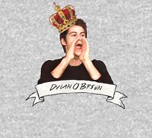 Dylan O'Brien OUR KING Womens Fitted T-Shirt