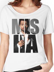 Misha Misha Misha Collins Women's Relaxed Fit T-Shirt