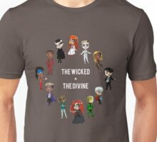 The Pantheon Unisex T-Shirt