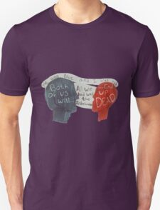 Love is Dead & So are We T-Shirt