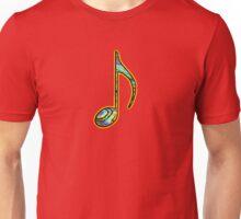 Eighth note Unisex T-Shirt