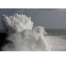 Surf's up 1826 Photographic Print