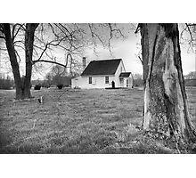 Stonewall Jackson House Photographic Print