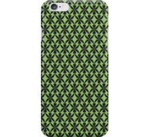 Background to a fine pattern iPhone Case/Skin