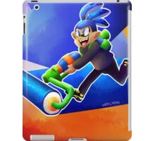 It's about squids my dude iPad Case/Skin