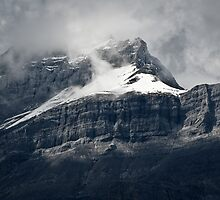 Misty Peak by Justin Atkins