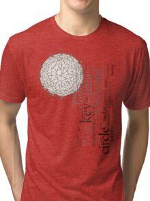 Circle Of Fifths Tri-blend T-Shirt