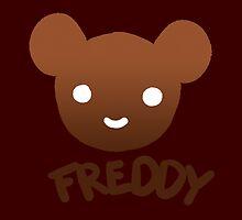 Freddy Fazbear by Kuroko1033