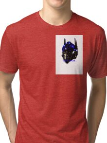 Optimus Prime Retro Tri-blend T-Shirt