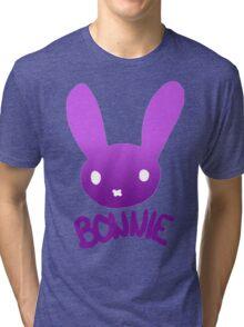 Bonnie the Bunny Tri-blend T-Shirt