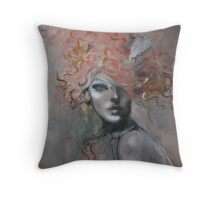 Corner of a Dream Throw Pillow