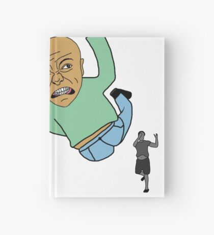 Toss a midget Hardcover Journal
