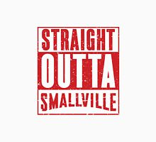 Straight Outta Smallville Women's Fitted Scoop T-Shirt