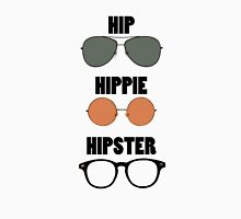 Hip Hippie Hipster Womens Fitted T-Shirt
