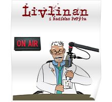 Livlinan i radions PeFyra Poster